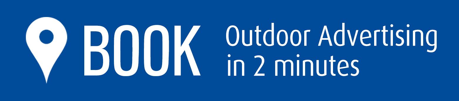 booking outdoor advertising